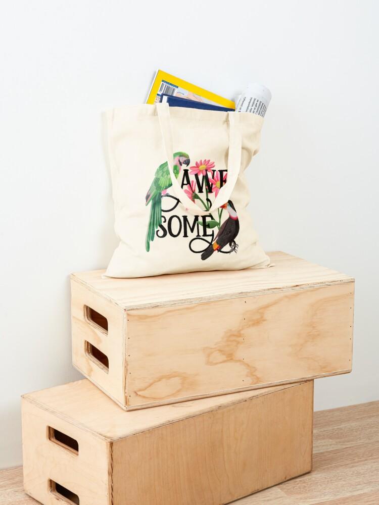 work 80556706 cotton tote bag 3